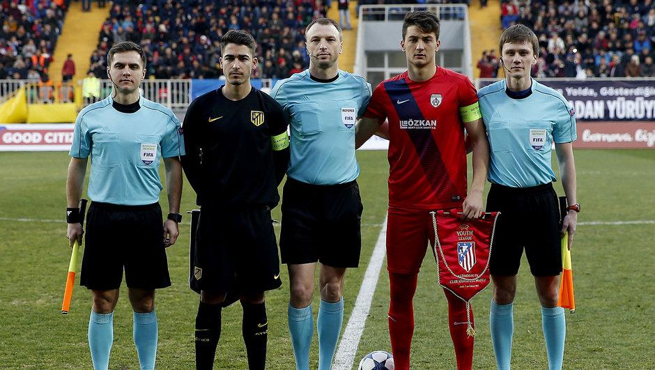 Altınordu: 0 - Atletico Madrid: 2