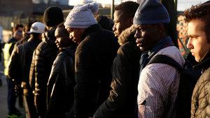 """""""Fransız Devleti sığınmacı haklarını ihlal ediyor"""""""