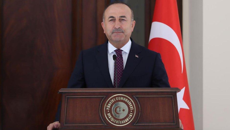 Çavuşoğlu: ABD'yle Suriye için işbirliği yapacağız