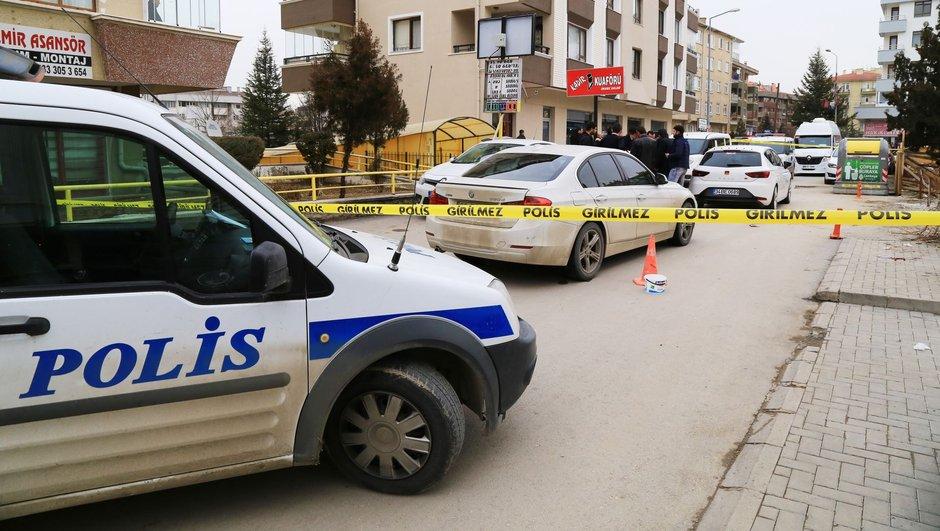 Ankara'da silah sesleri: 3 yaralı