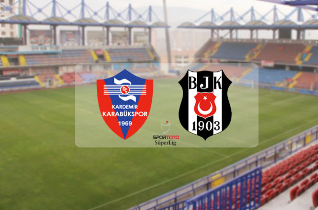 Kardemir Karabükspor-Beşiktaş