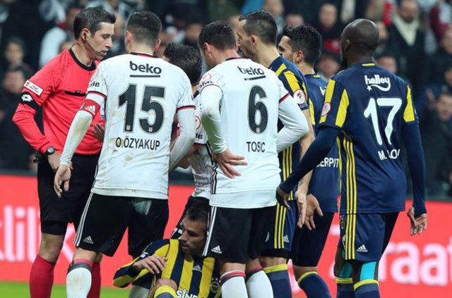 Beşiktaş'ta kaptanlık tartışması