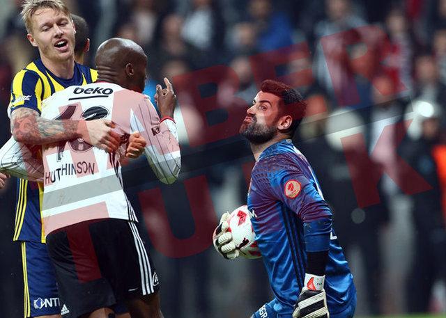 PFDK, Beşiktaş-Fenerbahçe derbisinde yaşanan olayların ardından cezaları açıkladı