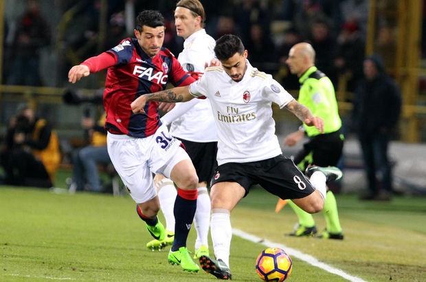Bologna: 0 - Milan: 0