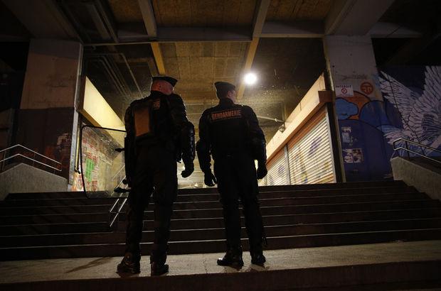 Fransa'da polisin copla taciz davasında karar verildi