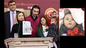 SMA hastası çocukların aileleri Meclis'i ziyaret etti