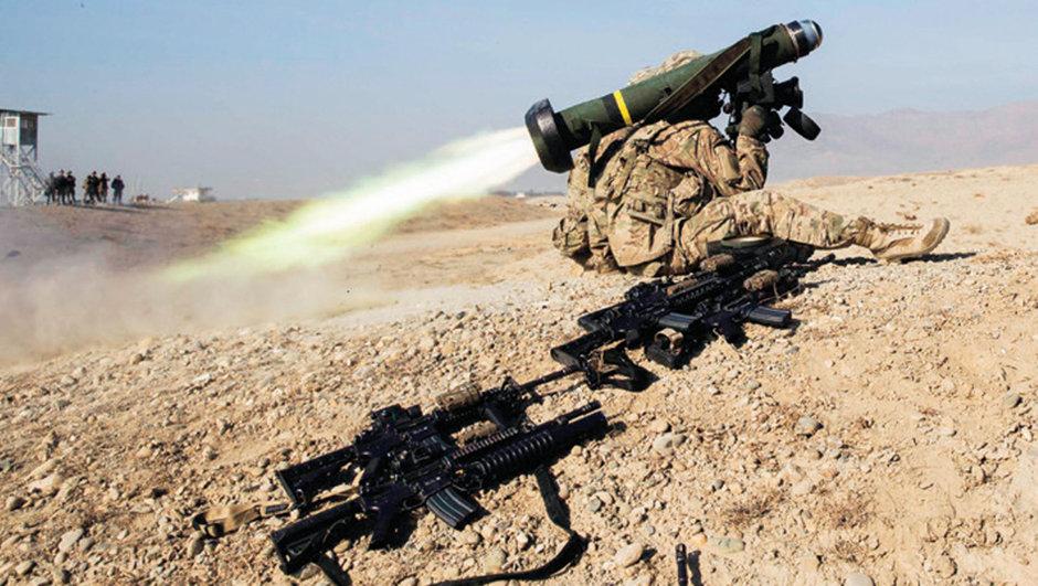 PYD  antitank  FGM-148 Javelin antitank füzesi
