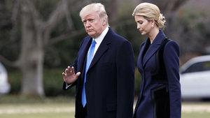 Donald Trump, kızı İvanka'nın ürünlerini satmayan firmaya sert çıktı