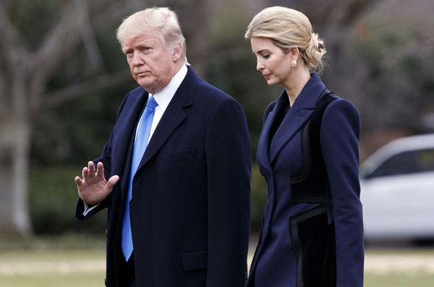 Trump, kızı İvanka'nın ürünlerini satmayan şirkete sert çıktı!