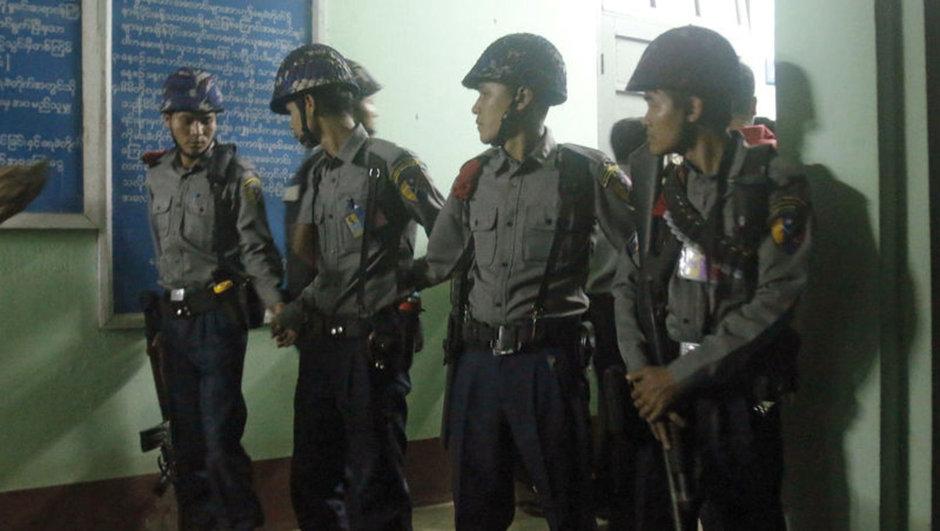 Nepido  Pekin Myanmar  ateşkes