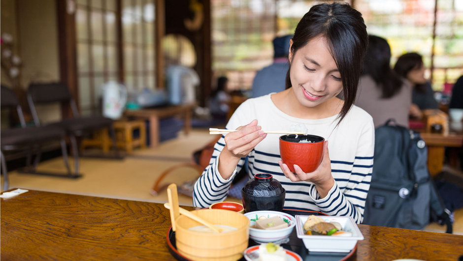 Japon tarzı beslenme