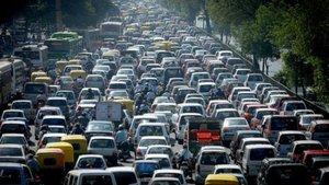 Trafiğe kayıtlı araç sayısı 21 milyonun üzerinde