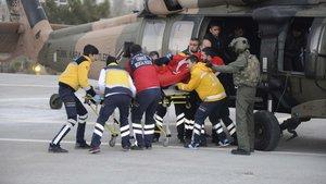 El Bab'da DEAŞ unsurlarının saldırısında 1 asker şehit oldu