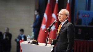 Kılıçdaroğlu'ndan KHK ile yapılan düzenlemelere tepki