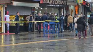 Zeytinburnu'da silahlı soygun