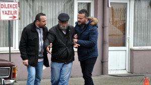 Zonguldak'ta hapis cezasına çarptırılan kişi kaçmaya çalıştı