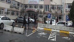 Kartal'da hastaneye silahlı baskın şüphelileri adliyeye sevk edildi