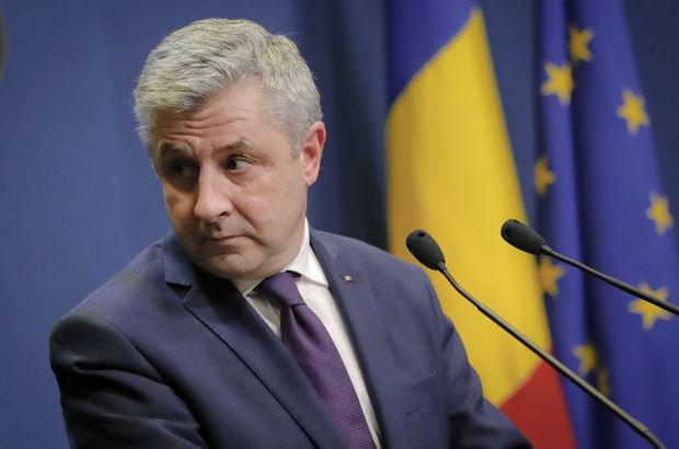 Romanya Adalet Bakanı, protestolar üzerine istifa etti