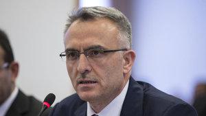 Maliye Bakanı Ağbal  Varlık Fonu'na ilişkin eleştirilere cevap verdi
