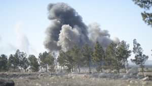 TSK: Rus savaş uçağı kazaen TSK unsurlarını vurdu: 3 asker şehit, 11 yaralı