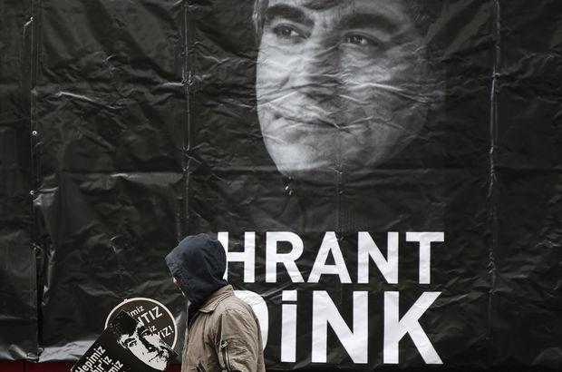 Hrant Dink cinayeti davası sürüyor