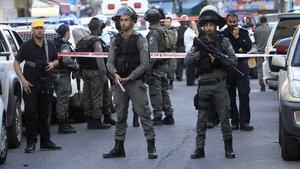 İsrail'de markete silahlı saldırı: 4 yaralı
