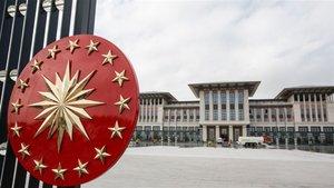 Cumhurbaşkanı Erdoğan, CIA Başkanı'nı kabul etti