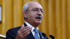Kemal Kılıçdaroğlu: Kuru bir başsağlığıyla geçiştirilemeyecek kadar önemli bir hadise