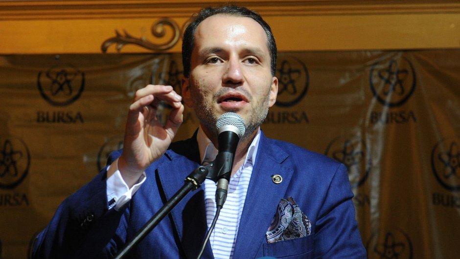 Fatih Erbakan'dan anayasa açıklaması