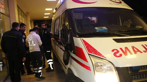 Şanlıurfa'da ambulans içindeki yaralılara linç girişimi