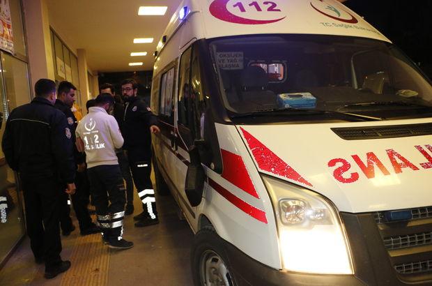 Ambulans içindeki yaralılara linç girişimi
