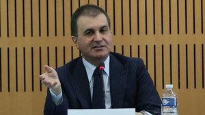 Ömer Çelik: Avrupa bütünleşmesi için yeni bir vizyon geliştirilmeli