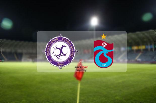Osmanlıspor Trabzonspor