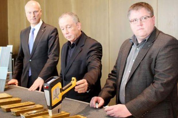 Almanya tonlarca altınını geri getirdi!