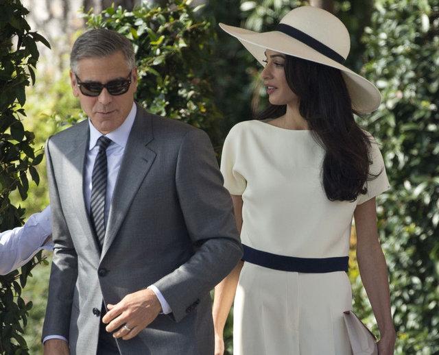 George Clooney baba olacak