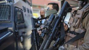Batman'da bir PKK'lı yakalandı