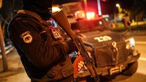 Ankara'da büfeden cephanelik çıktı