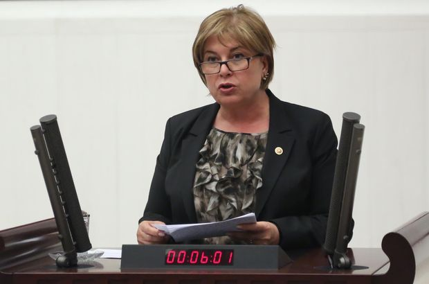 CHP Adana Milletvekili Elif Doğan Türkmen