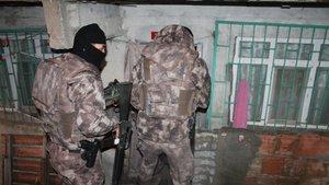 İstanbul Başakşehir'de narkotik operasyonu