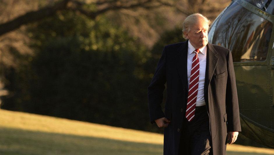Temyiz Mahkemesi ABD Başkanı Donald Trump seyahat yasağı