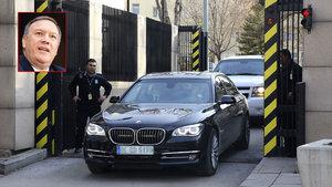 CIA Başkanı'na FETÖ elebaşı Gülen iade edilirse ilişkiler yoluna girer mesajı