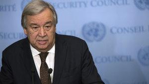BM Genel Sekreteri'nden Türkiye'ye ziyaret