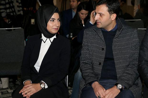 Başbakan'ın kızı da izledi!