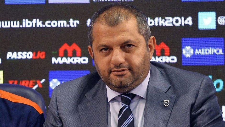 Mustafa Saral Medipol Başakşehir