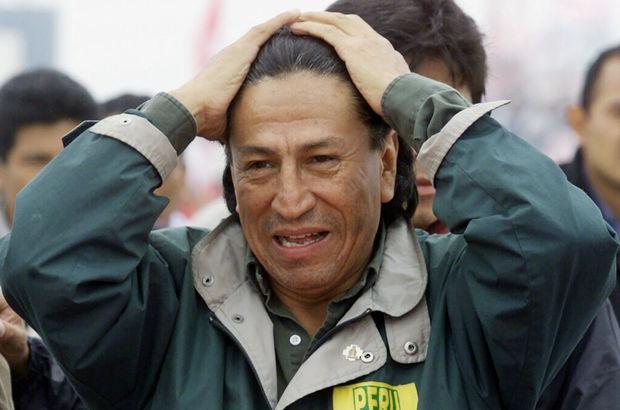 Peru'da eski devlet başkanına tutuklama!