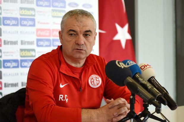 Rıza Çalımbay Antalyaspor