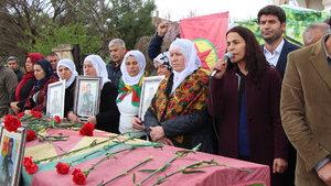 Terörist cenazesine katılan HDP'li vekillere 20 yıl hapis istemi