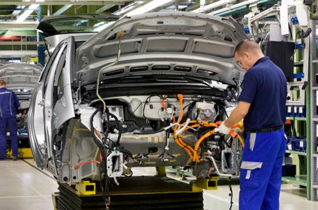 Otomotiv üretimi