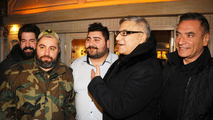 Mehmet Ali Erbil'in doğum günü kutlaması hastanede bitti
