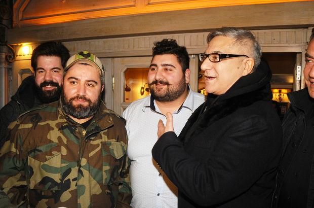 Erbil'in doğum günü kutlaması hastanede bitti